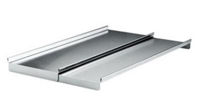 Stainless Steel Sliding Ice Bin Cover