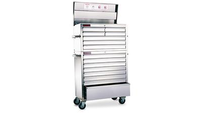 36 Series Stainless Steel Rolling Tool Chest