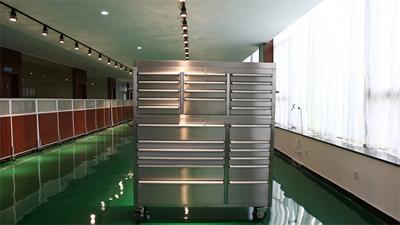 54 Series Stainless Steel Roller Tool Cabinet