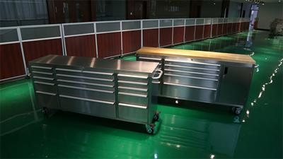 72 Series Stainless Steel Heavy Duty Tool Box Chest
